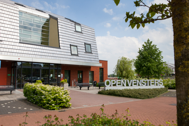 Inrichtingsplan Open Vensters